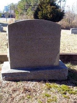 Winnie Wimberly Batchelor