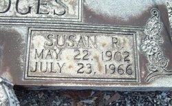 Susan Rebecca <i>Trant</i> Hodges