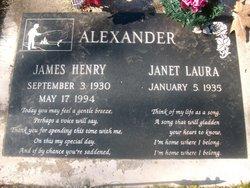 James Henry Alexander