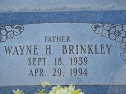 Hubert Wayne Brinkley