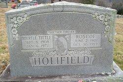 Roscoe Hollifield