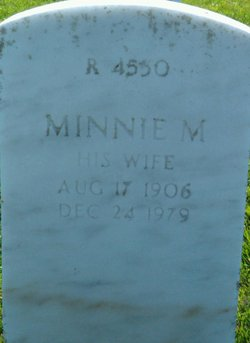 Minnie M Crane