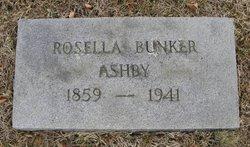 Rosella Virginia <i>Bunker</i> Ashby