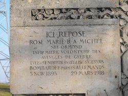 Rose-Marie <i>Ormond</i> Andre-Michel
