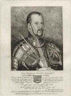 Sir Thomas Scott
