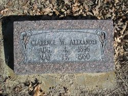 Clarence W. Alexander