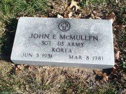 John Ernest McMullen