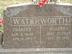 Charles Waterworth
