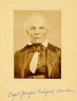 Capt Joseph Rutherford Walker
