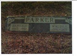 Maude Louise <i>Webb</i> Parker