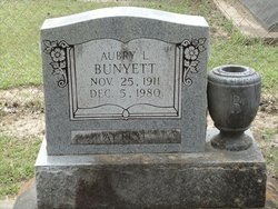 Aubrey L. Bunyett