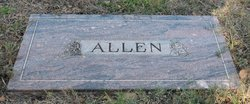 Pricie <i>Bush</i> Allen