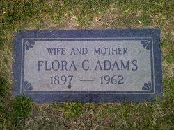 Flora C <i>Laird</i> Adams