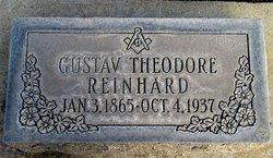 Gustav Theodore G.T. Reinhard