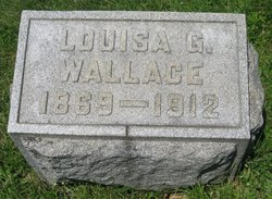 Louisa Gertrude <i>Crouch</i> Wallace