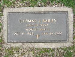 Thomas Jefferson TJ Bailey