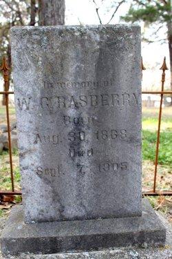 William G. Rasberry