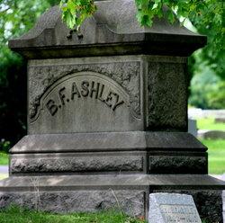 Rev Barnabus Freeman Ashley