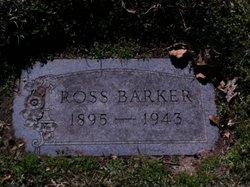 Ross Barker