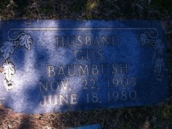 Gus Baumbush