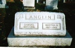 Martha Ann <i>Wentz</i> Anglin