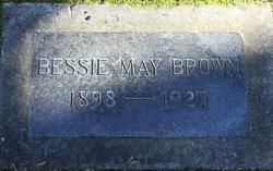 Bessie May Brown