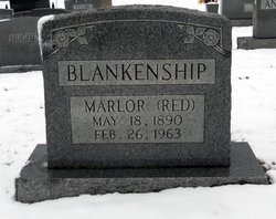 Marlor Hawkins Red Blankenship