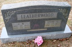 Addie Utah <i>Ledford</i> Leatherwood