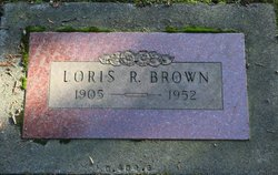 Loris Raymond Brown