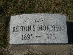 Berton S Morrison