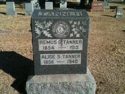 Alice Susan <i>Layton</i> Tanner