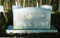 Laura Belle <i>Anglin</i> Fordyce