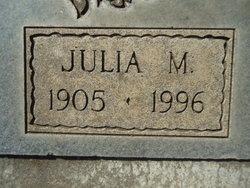 Julia Mae <i>Curtis</i> Jones