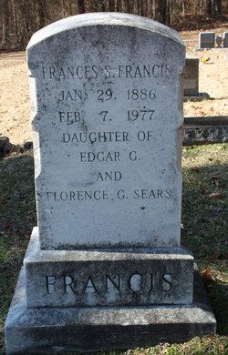 Frances S Francis