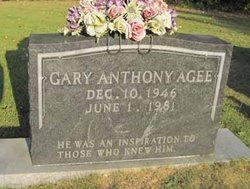 Gary Anthony Agee