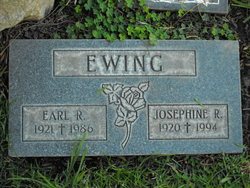 Earl R Ewing