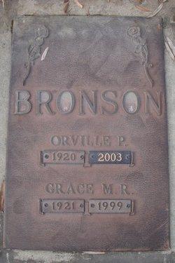 Grace M. R. <i>Buttke</i> Bronson