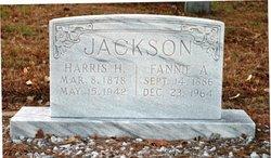 Fannie A Jackson