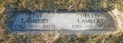 Helen F. <i>Hendershot</i> Lambert