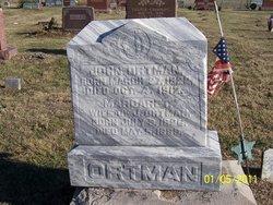 Anna Margaretha <i>Bower</i> Ortman