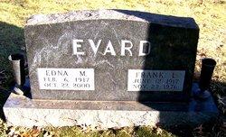 Edna Mae <i>Mohn</i> Evard