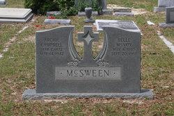Belle <i>McVoy</i> McSween