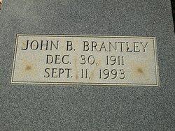 John B Brantley