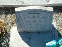 Lucile <i>Barnes</i> Brantley