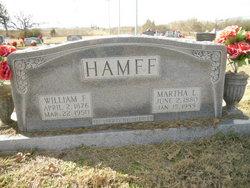 William F Hamff