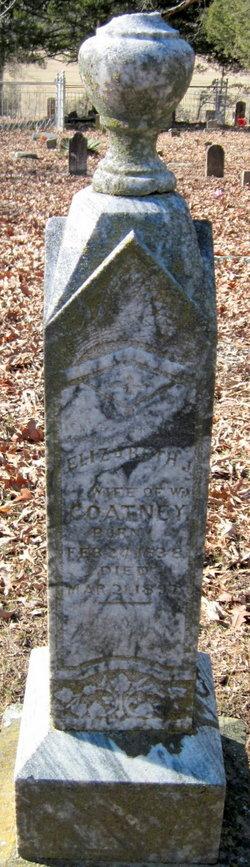 Elizabeth Jane <i>Cradduck</i> Coatney