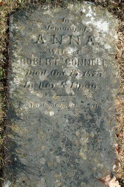 Ann Anna <i>Pumphrey</i> Connell