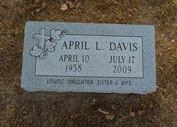 April Lynn Davis