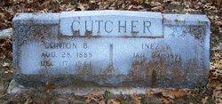 Clinton B Cutcher