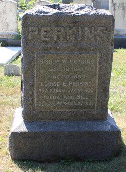 Louise E. <i>Cushman</i> Perkins